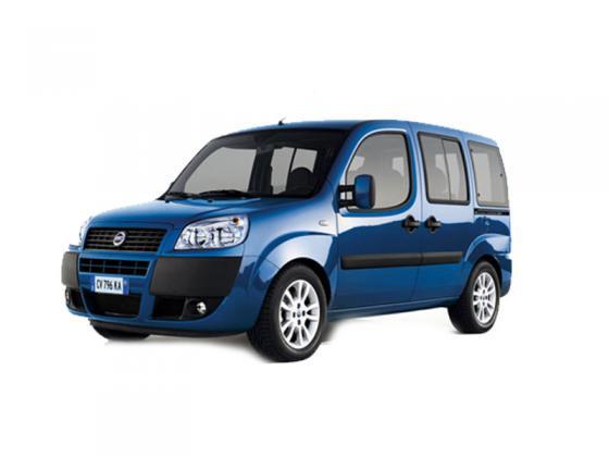 Fiat - Doblo diesel - 7 seats