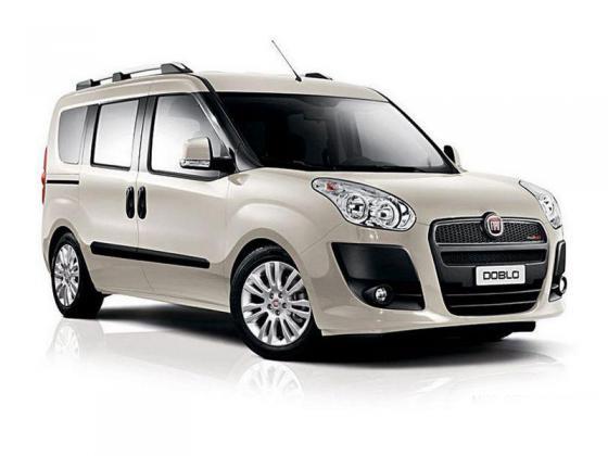 Fiat - Doblo diesel - Large