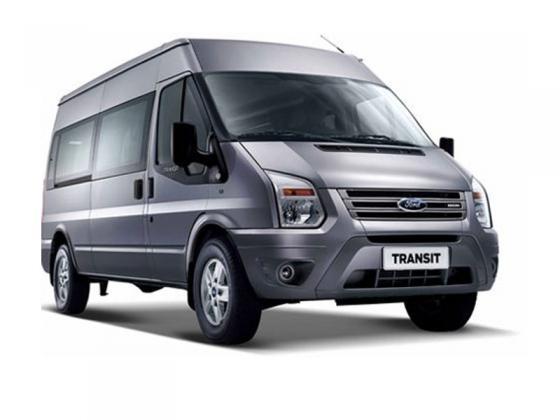 Ford - Transit-diesel - 9 seats