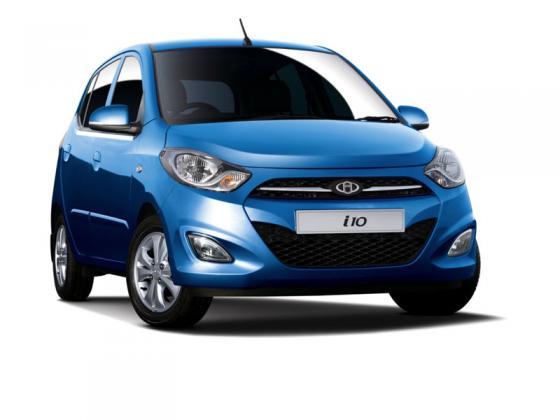 Hyundai - i10 - Small