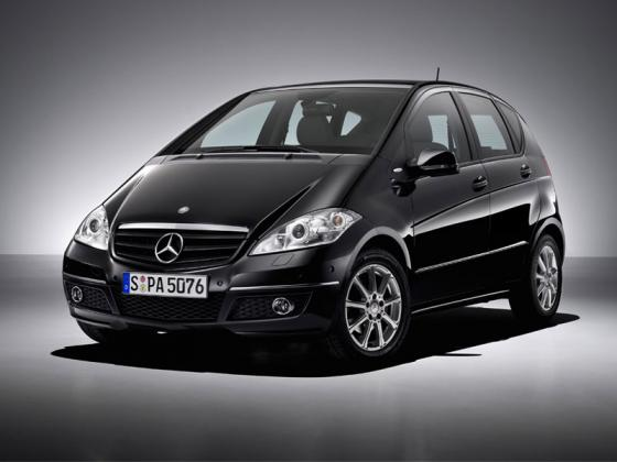 Mercedes - A160 - Large