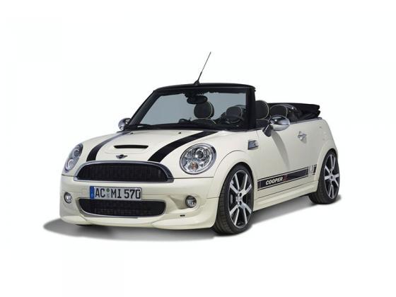 Mini Cooper - S cabrio John Works - VIP
