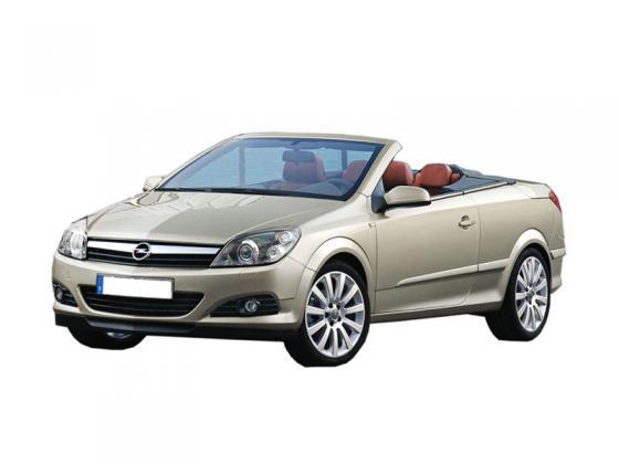 Opel - Astra - Cabrio A