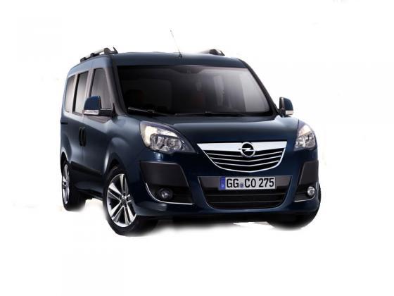 Opel - Combo-diesel - 7 seats