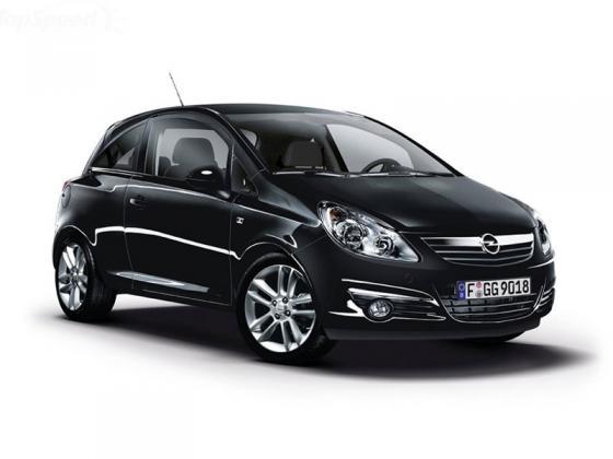 Opel - Corsa - Medium
