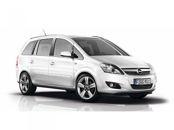 Opel - Zafira-automatic - 7 seats