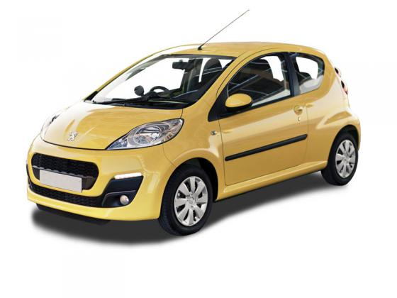 Peugeot - 107 - Small