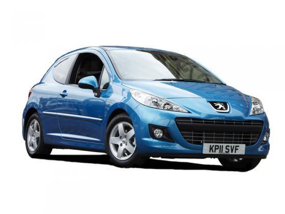 Peugeot - 207 - Cabrio B