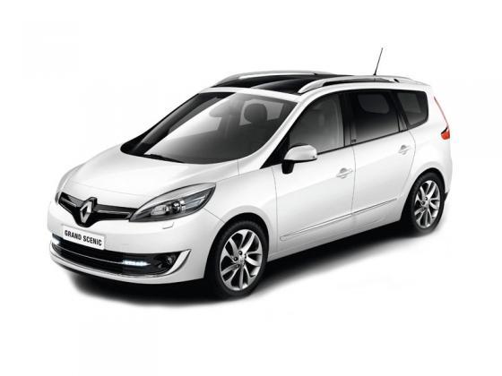 Renault - Grand Scenic Diesel - 7 seats