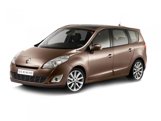 Renault - Scenic diesel - Large