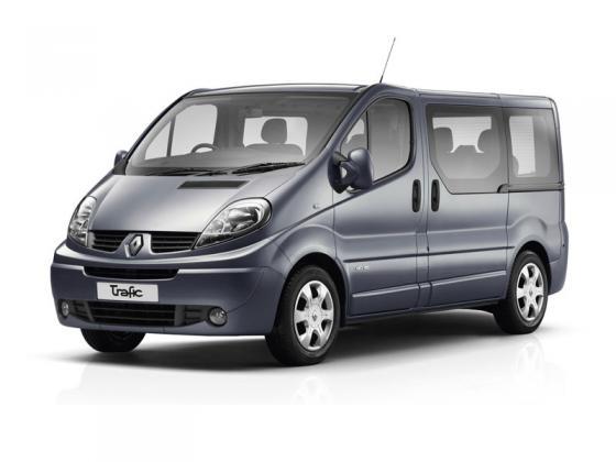 Renault - Trafic-diesel - 9 seats