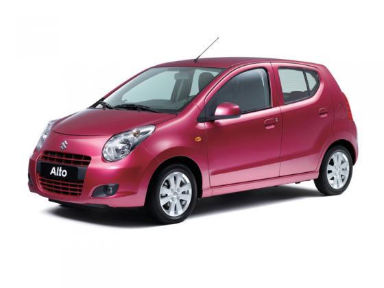 Suzuki - Alto - Small