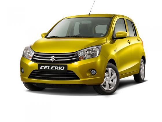 Suzuki - Celerio - Small
