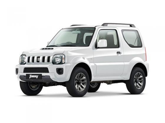 Suzuki - Jimny - 4x4 A