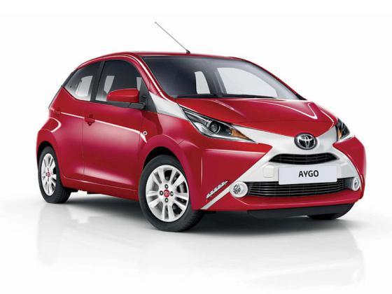 Toyota - Aygo-Auto-a - Auto A