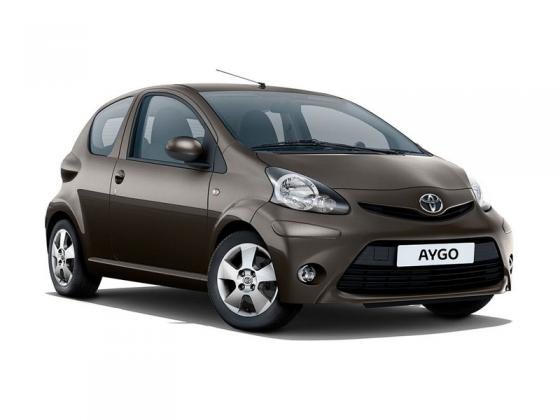 Toyota - Aygo-small - Small