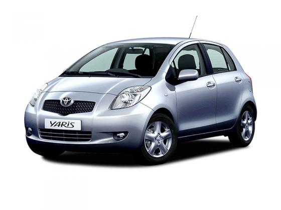 Toyota - Yaris-diesel - Auto B