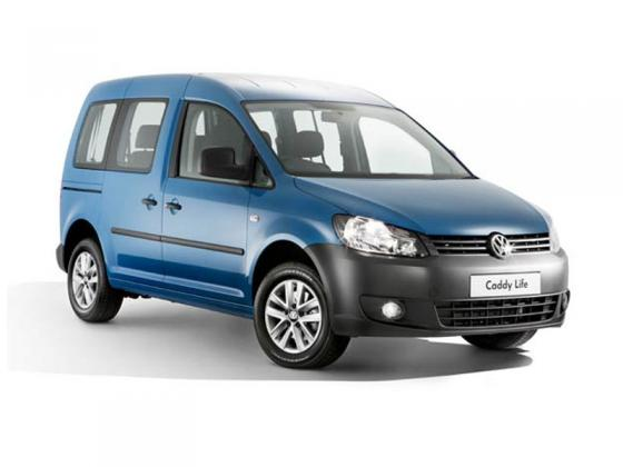 VW - Caddy - 7 seats